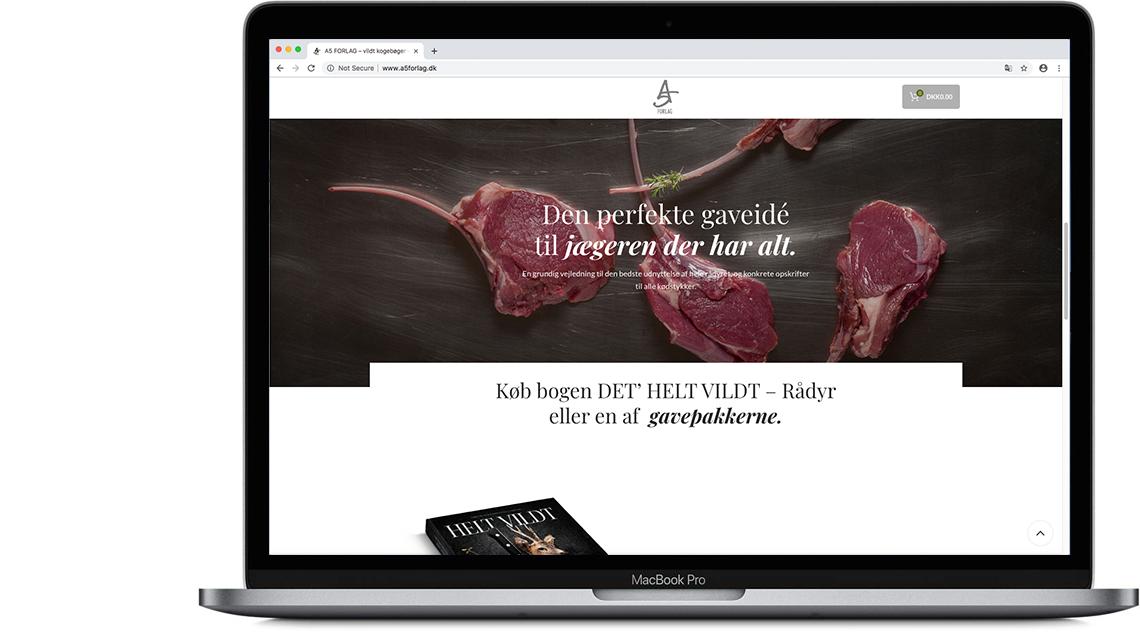 Wordpress webshop med betalingsmodul